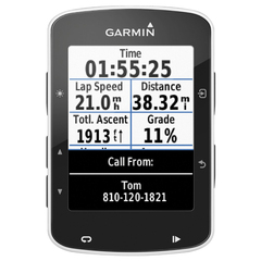010-01369-00 Garmin Edge 520 GPS HRM Bundle ciclocomputer