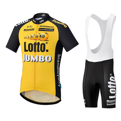 Completo Shimano Team Lotto Jumbo 2017