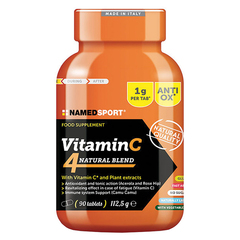 Integratore Named Sport Vitamin C 4Natural Blend 2018