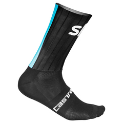 Calze Castelli Aero Speed Team Sky 2018