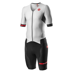 Body triathlon Castelli Free Sanremo 2 Suit Short Sleeve 2020