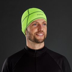 Cappello sottocasco GripGrab Lightweight Thermal Hi-Vis 2021