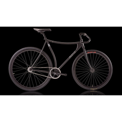 Telaio Z single speed con forcella