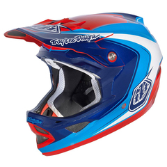 Casco Troy Lee Designs D3 Mirage