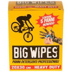 Salviette Big Wipes Heavy Duty 5 pz