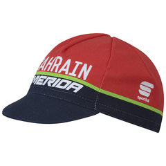 Cappellino Sportful Team Bahrain Merida 2017
